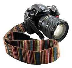 Eorefo CAI-Neck Strap Camera Strap Bohemia Shoulder Neck Uni
