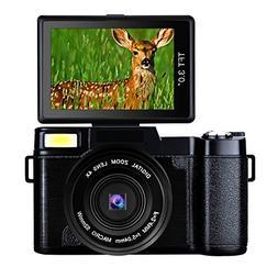 Digital Camera Camcorder Full HD Digital Video Camera 1080p