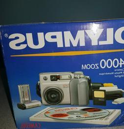 Olympus Camedia C-4000 Zoom Digital Camera Brand New in Box