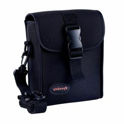 Camera Binocular Case Single Shoulder Black Strap Belt Water
