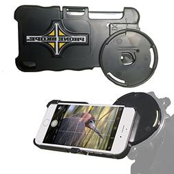 Phone Skope PHONE CASE ONLY 1/2 Digiscoping kit for Spotting