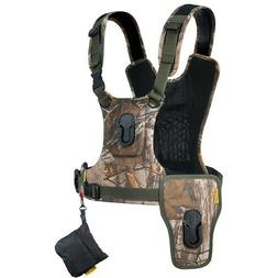 Cotton Carrier CCS G3 2 Camera Harness Realtree Xtra Camo