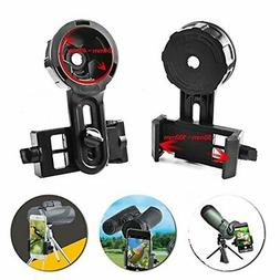 Cell Phone Adapter Mount – Compatible with Binocular Monoc
