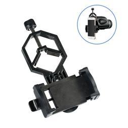 Cell Phone Clip Holder Adapter Binoculars Monocular Telescop