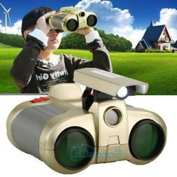 Child Kid Dual Scope Surveillance Pop-up Light Night Vision