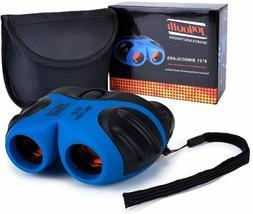 Children's Kids Watching Distant Compact Binoculars 8x21 Min