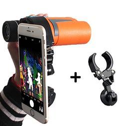 Binoculars Children 10X Spotting Scope- Waterproof Scope for