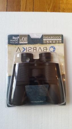 Colorado Binoculars 10x Power 50mm Object Lens New