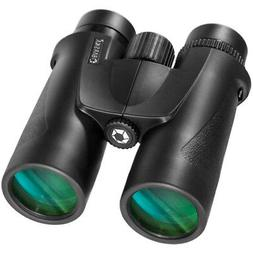 BARSKA 10x42 Colorado Binoculars w/ Carrying Case & Lens Cov