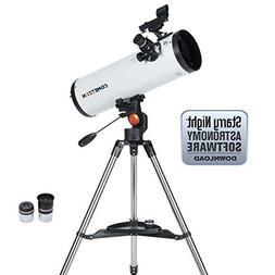 Celestron Cometron Series 114AZ Telescope