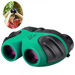 Gifts for 3-12 Years Old Boys, Best- Sun Compact 8x21 Shock