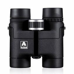 BNISE Compact Binoculars for Bird Watching - Asika 8x32 HD M