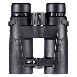 QUNSE Compact Binoculars for Adults Bird Watching Clearly -