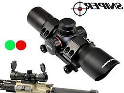 SNIPER  Compact Scope Red/green Dot, Superior quality precis