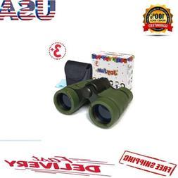 Joyjam Compact Shock Proof Kids Binoculars, Best Gift for Bo