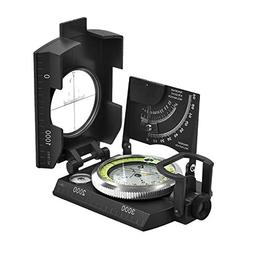 Proster Professional Compass Metal Waterproof IP65 Compass S