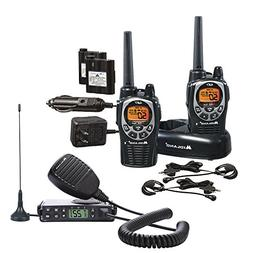 Midland Consumer Radio GXT1000XB Micro Mobile 5W Gmrs with A