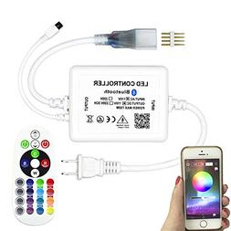 Controller LED Controller High-Voltage Bluetooth RGB Control