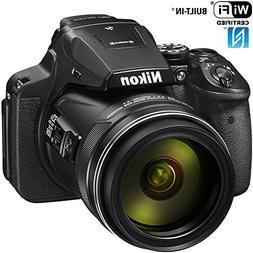 Nikon COOLPIX P900 16MP Zoom Digital Camera with 83x Optical