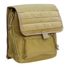 COYOTE TAN Molle Tactical Large Binocular Pouch Utility Stor