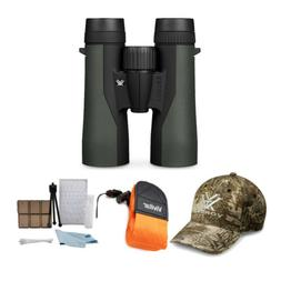 Vortex 10x42mm Crossfire Binocular with Foam Strap and Clean