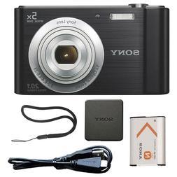 Sony Cyber-shot DSC-W800 20.1MP Digital Camera 5x Optical Zo
