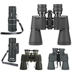 Day/Night 180x100 Military Army Zoom Powerful Binoculars Opt
