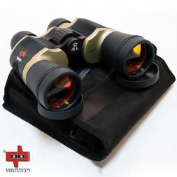 Day/Night 20x60 High Quality Outdoor Bronze Binoculars Hunti