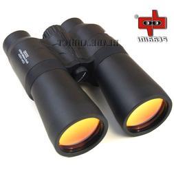 Day/Night 30X50 Multi-Coated Military Zoom Binoculars Huntin