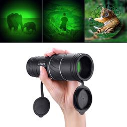 Day Night 40*60 HD Hunting Binoculars Powerful BAK-4 Hunting