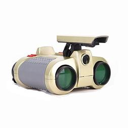 Lilith Day and Night Vision Binoculars for Kids Surveillance