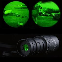 day night vision optical monocular