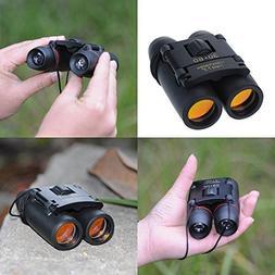 Day Night Vision 30 X 60 Zoom Outdoor Travel Folding Binocul