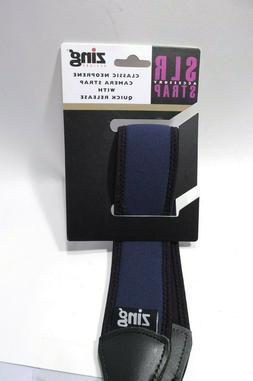 Zing Design Standard Camera / Binocular Strap - Black *AUTHO