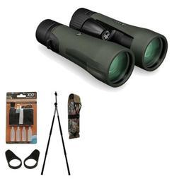 Diamondback 10x50 Binocular with Field Optics Hunter's Bundl