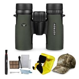 Vortex Diamondback 8x32 Binocular w/ Foam Float Strap & Acce
