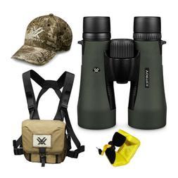 Vortex Diamondback HD 10X50 Prism Binoculars w/ GlassPak Bin