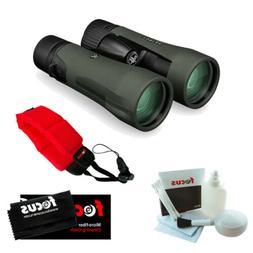 Vortex Optics Diamondback 10x50 Roof Prism Binocular with Re