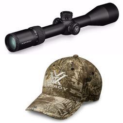 Vortex Diamondback Tactical 6-24x50 Riflescope  & VortexHat