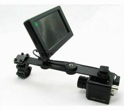 DIY Night Vision Scope w Monitor and 3W /850nm IR illuminato