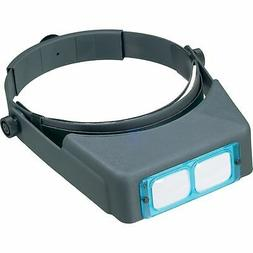 Donegan Optical OptiVISOR 2x at 10in w/ Optical Glass Prisma