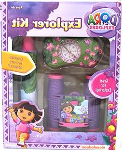 Nickelodeon Dora the Explorer Outdoor Kit - Purple