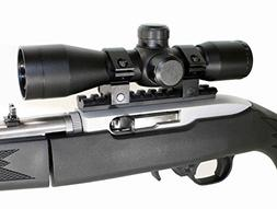 Trinity 4x32 Mil-Dot Compact Scope & Ruger 1022 10-22 10/22