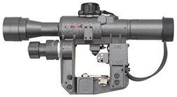 TAC Vector Optics Dragunov 4x24 SVD First Focal Plane Sniper