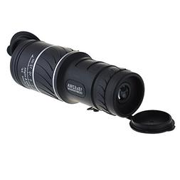 Dual Focus 18x52mm HD Optics Armoring Monocular Telescope Zo