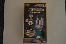 National Geographic Dual LED Student Microscope Binocular Sc