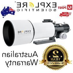 Explore Scientific ED80mm F/6 APO triplet refractor telescop