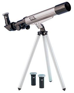 Eduscience TS023 30 mm Astronomical Telescope with Tripod by