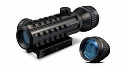 Konus Electronic Red Dot Sight Optics 4 MOA Red Illuminated