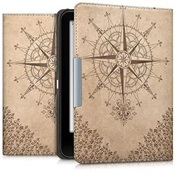 kwmobile Elegant synthetic leather case for the Tolino Visio